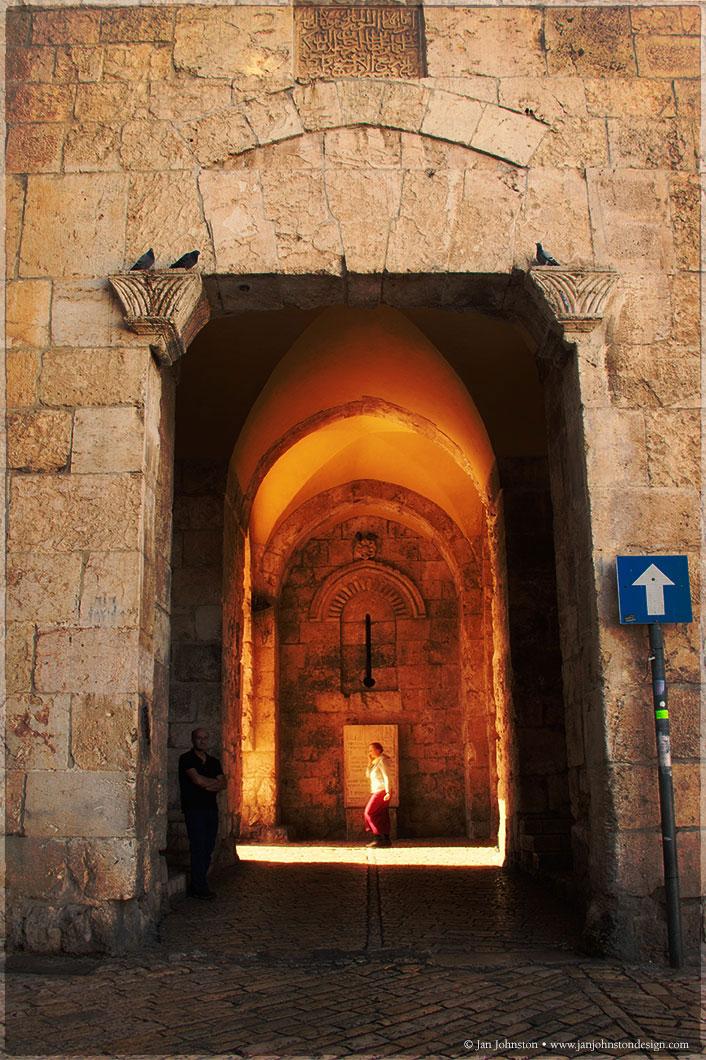 Gate-Jerusalem