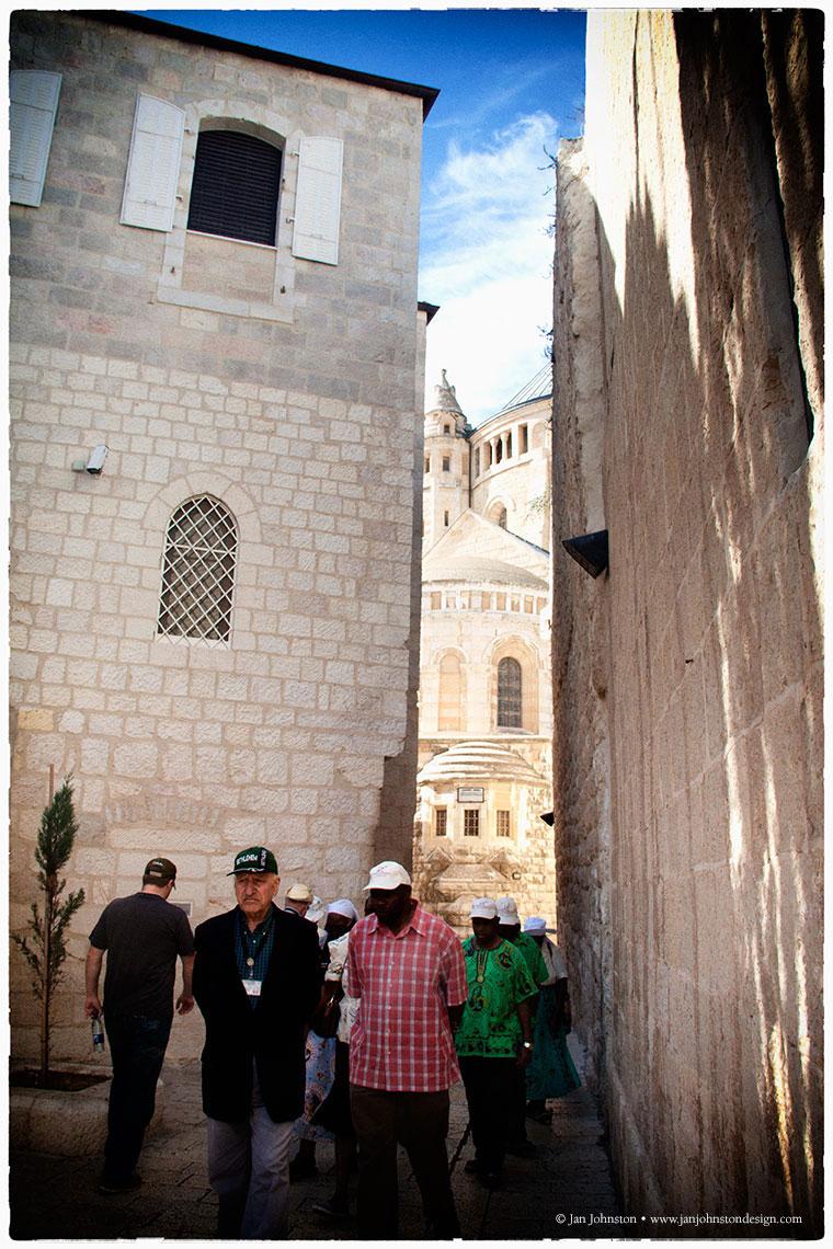 Jerusalem-Nations