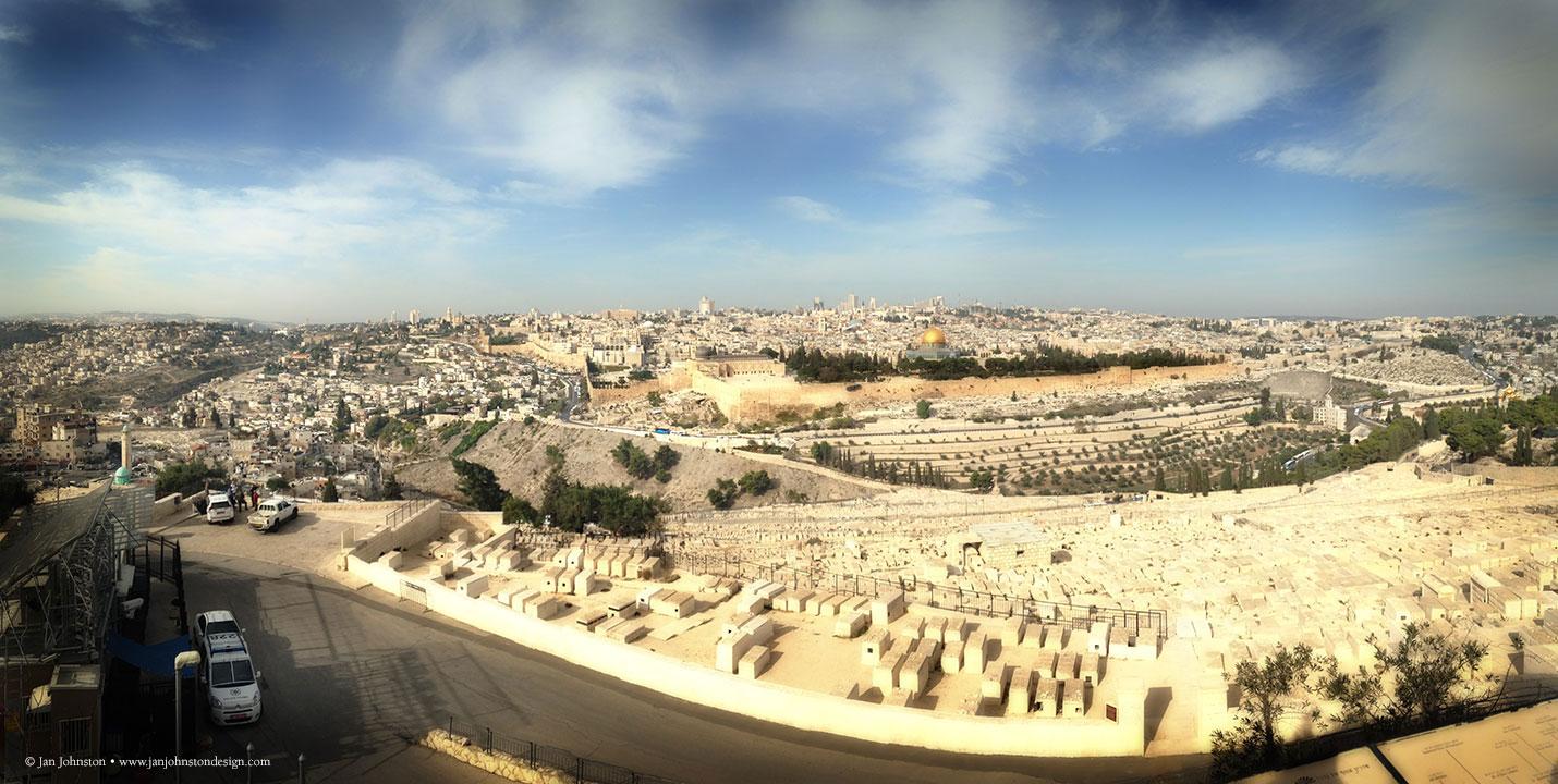 Jerusalem-Pano