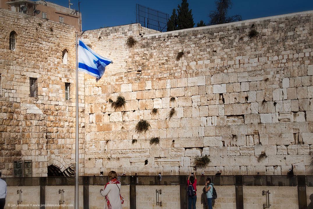 Western-Wall-Flag