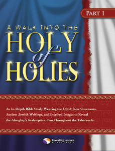 A Walk Into The Holy of Holies Bible Study Part 1