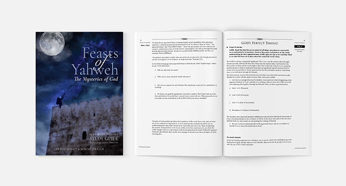 Festivals Bible Study Guide