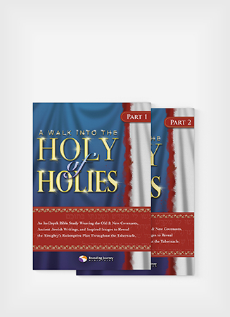A Walk into the Holy of Holies - Bible Studies for sale