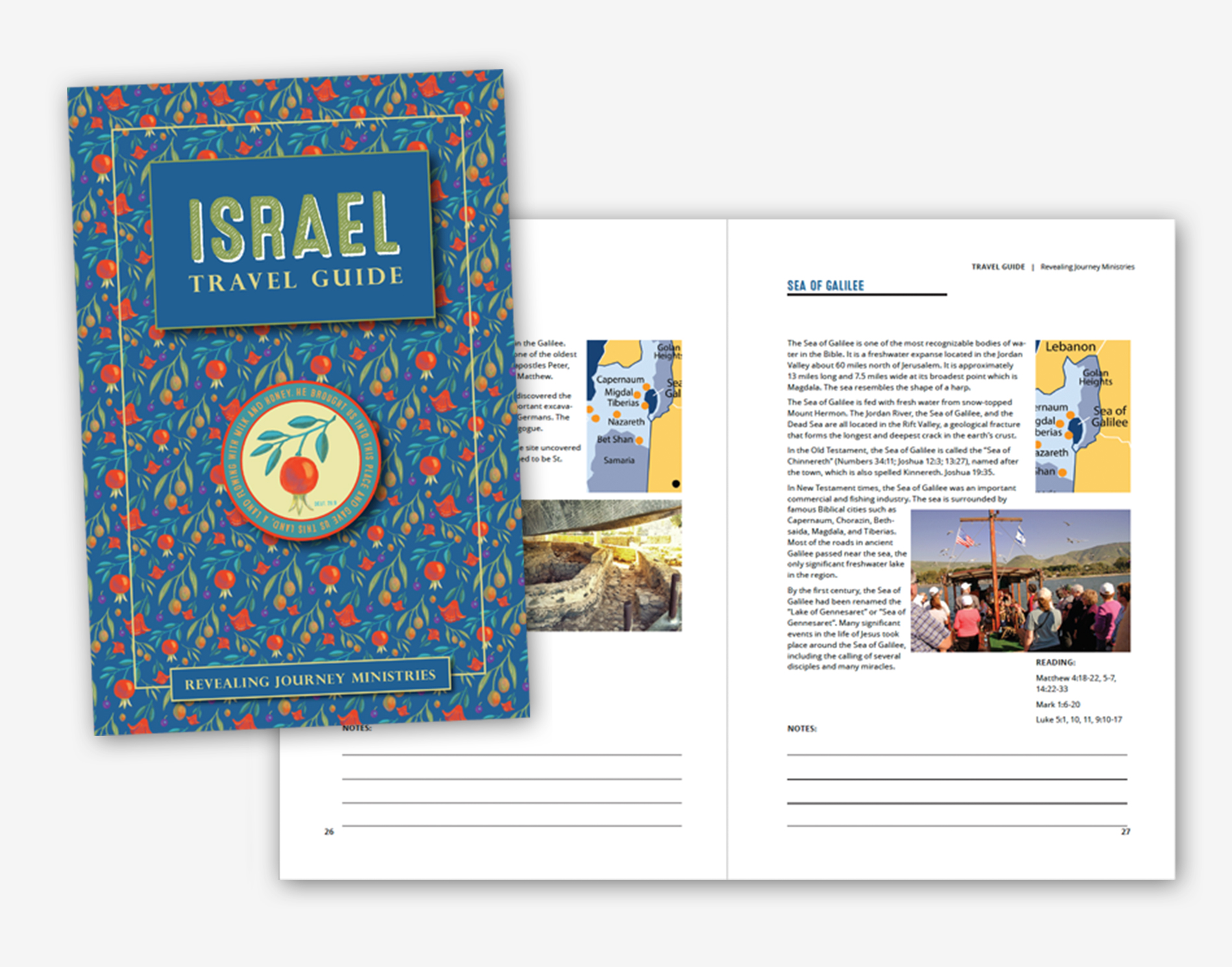 Israel Travel Guide - Shop our Store